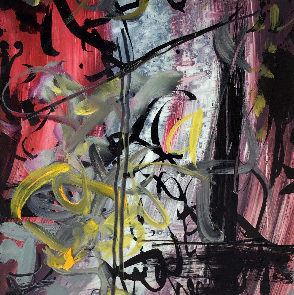 Around me swirl (James Lourie)