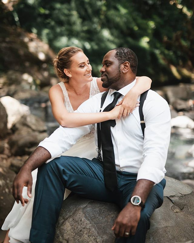 A whole day other than the wedding day dedicated to photos? Yes please. ~ Sometimes the wedding day can get a little crazy so this is a great way to create a relaxed setting for wedding portraits.