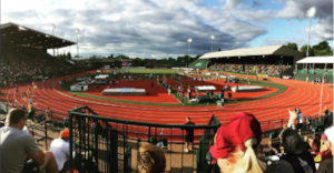 Hayward Field- 2016 NCAA D1 Track and Field Championships