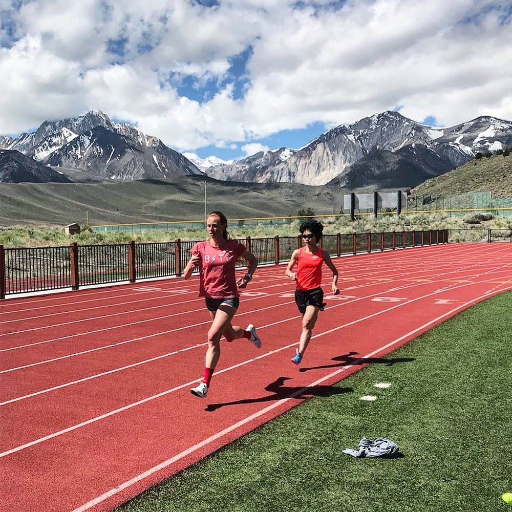 Training in Mammoth Lakes, CA
