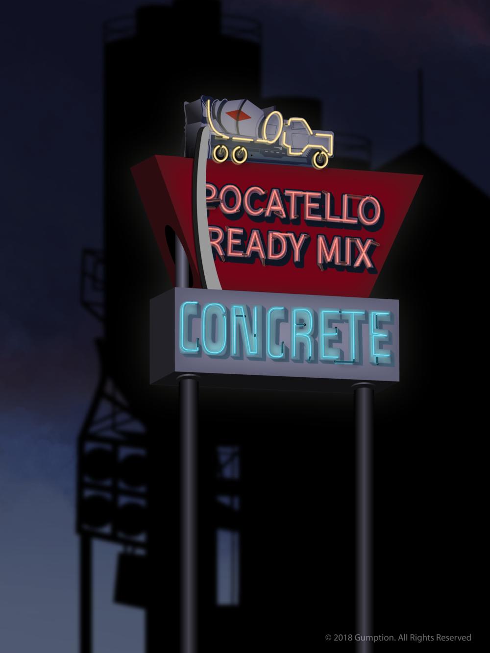 Pocatello Ready Mix and Concrete Pocatello, Id.