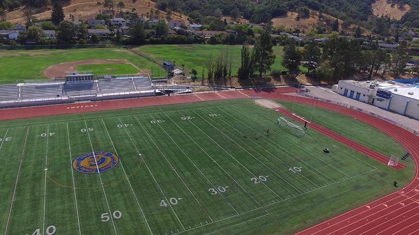 Terra Linda High School—Turf Field