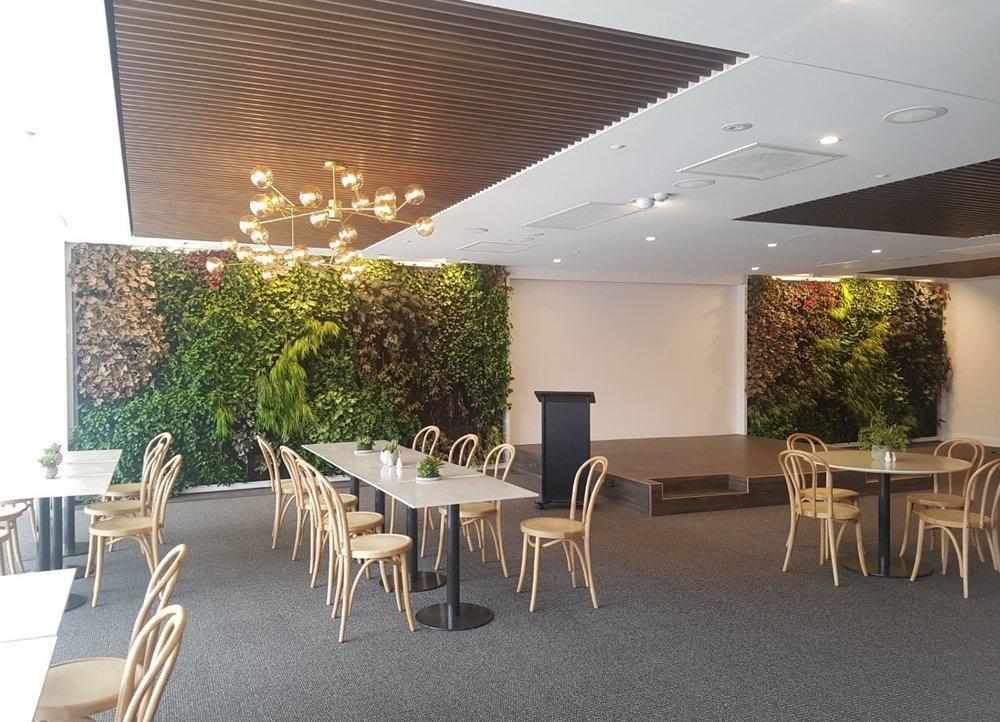 SMI Living Walls at Ramsay Health Care Facility -Sydney, Australia