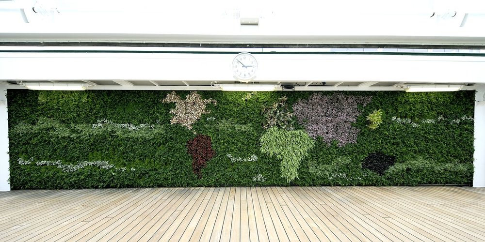 SMI National_Crystal Cruises Plant Wall_Cruise Ship_United States.jpg