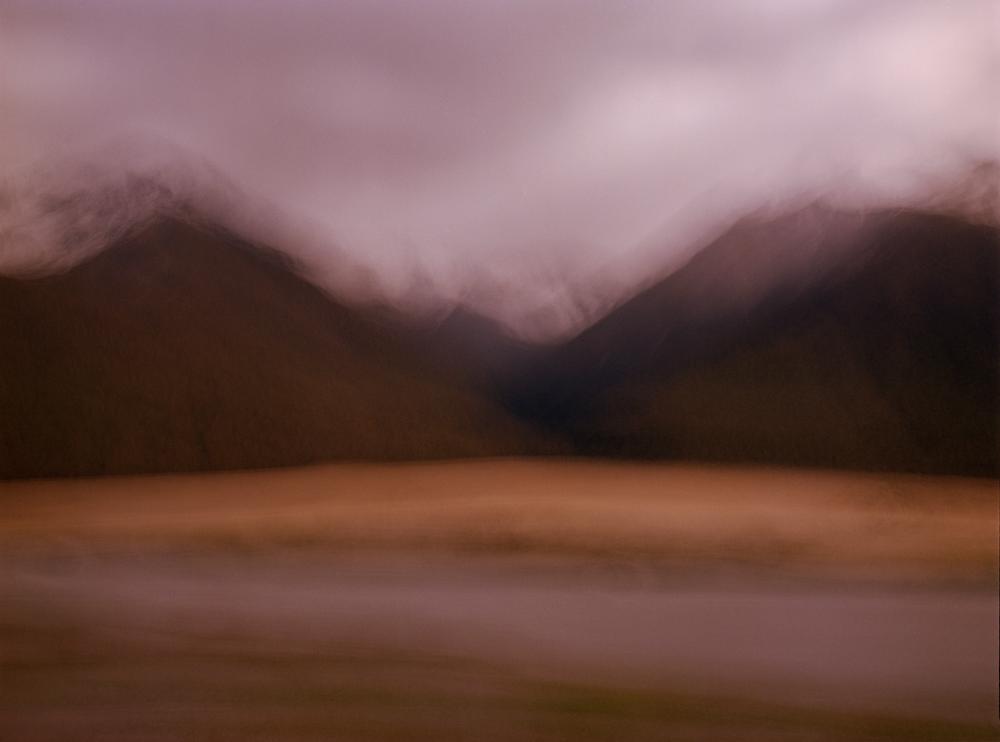 /  Torlesse Range