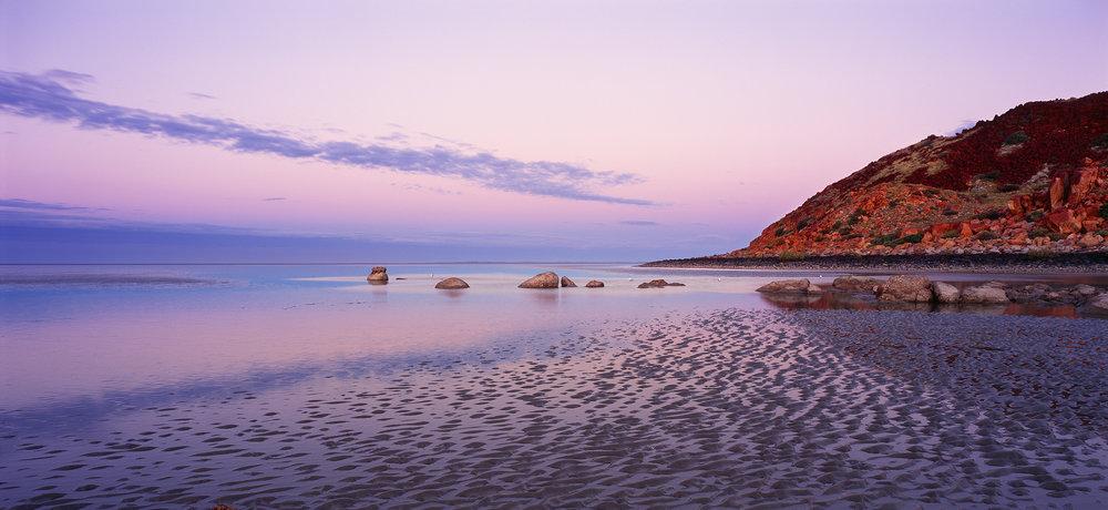 Hearsons Cove, Dampier, Western Australia, 2009. Edition of 3.