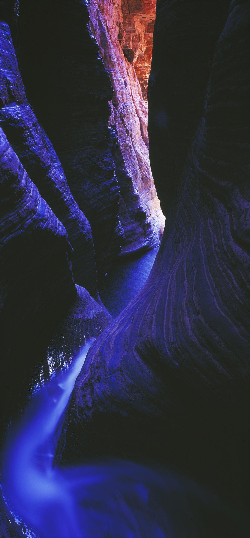 The Gauntlet, Knox Gorge, Karijini National Park, Western Australia, 2013. Edition of 3.
