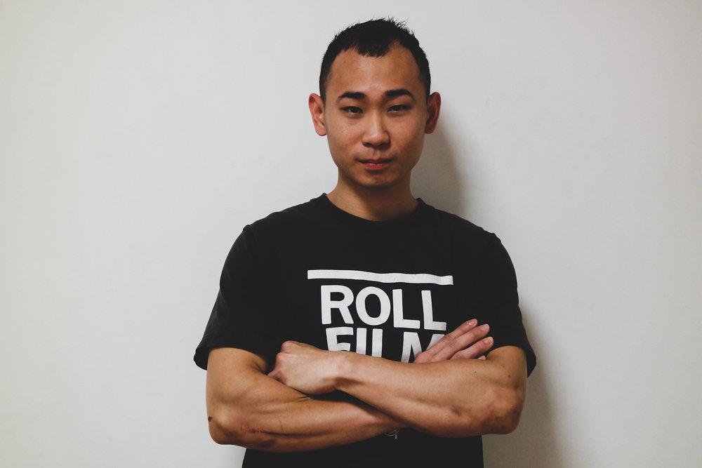 Dennis Chua - Affiliation/Sponsors: Climberique, AllSports Equipments, Rollfilm Japan, Dharana Yog