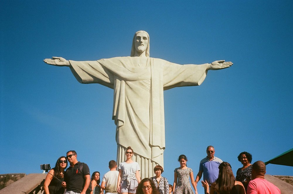 Brazil: Cristo Redentor (Christ the Redeemer)