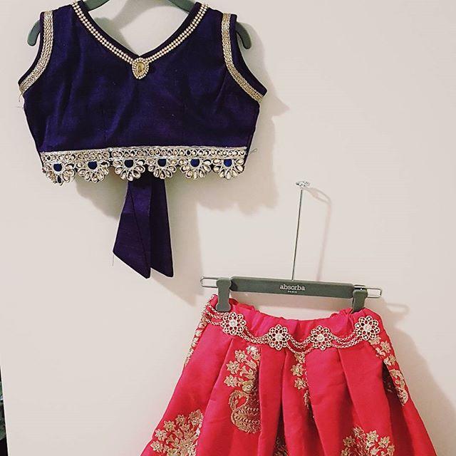Lehenga Voni for kids. #pattupavadai . . #childrenswear #childrensfashion #kids #toddlerclothing #toddlerfun #toddlerfashion #babyclothes #kidsfashion #trendykiddies #fashionkids #flowerdesign #toddlerstyle #babyfashion #trendytots #babyshower #custommade #designer #womensfashion #Toronto #hamilton #cutekidsfashion #kidsootd #beautiful