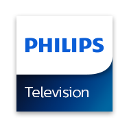 Philips TV. Looks better.