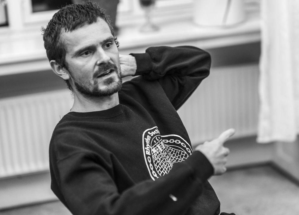 Thomas Lyngfeldt Skov. Foto: Mads Mazanti