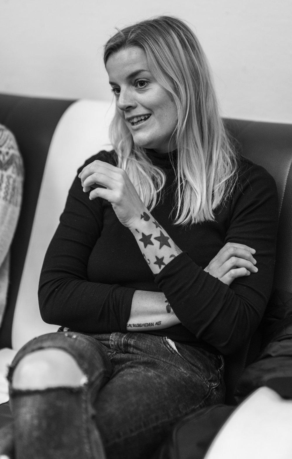 Pernille Krogmog. Foto: Mads Mazanti