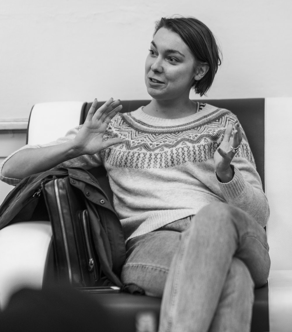 Anastasia Kristensen. Foto: Mads Mazanti