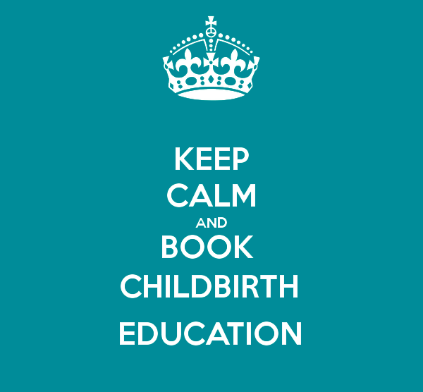 Knowledge is power - feel more confident  as you prepare to meet your baby