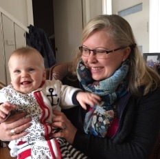 Smiles and tenderness with good Postnatal support and preparation - Claire Wyborn
