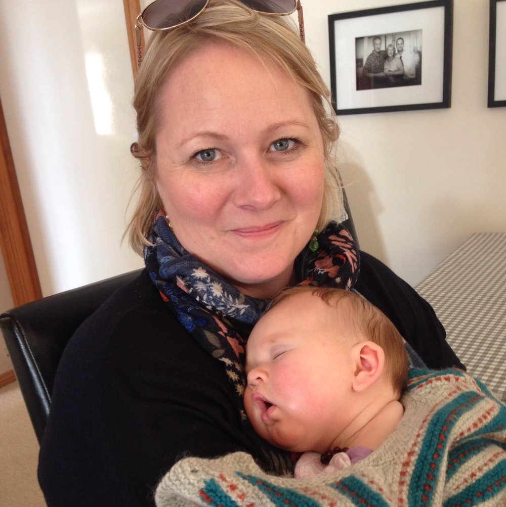 A gentle safe place for your baby to sleep - Bethany Meakin