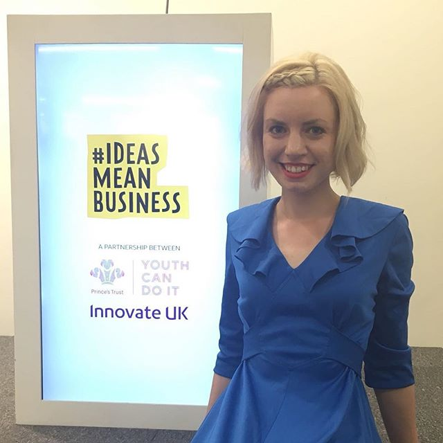 🎉 EXCITING NEWS 🎉 Last night our founder WON the government funded Young Innovators Award! This is really going to help us move forward - check out our FB Page at 6pm to hear how!! #innovation #innovators #plasticfree #ecofriendly #sustainabledesign