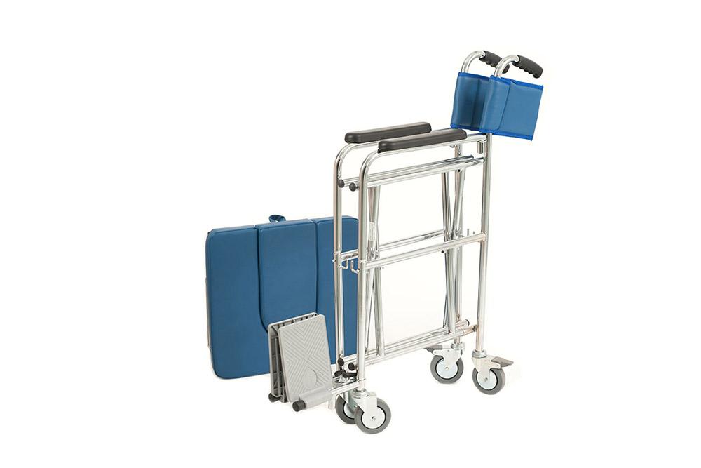 sedia a rotelle comoda con wc — fisionoleggio - noleggio