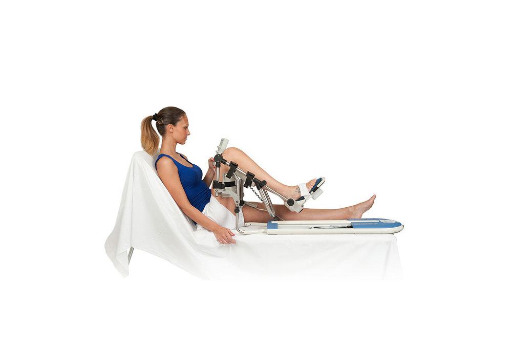 KINETEC   Recupero mobilità ginocchio   Noleggia subito