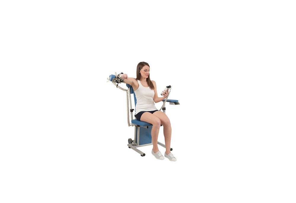 KINETEC   Recupero mobilità spalla   Noleggia subito