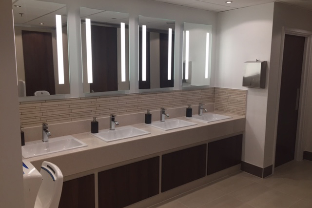 PEI Genesis (Washroom) - With their existing washroom facilities dated and showing signs of wear and tear, PEI-Genesis wanted a complete refurbishment.View Project