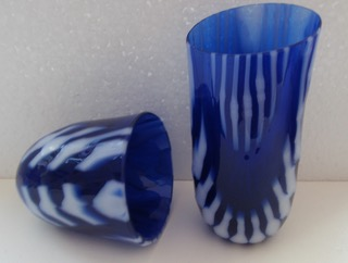 Birgitta robinson - blue glass vase.jpeg