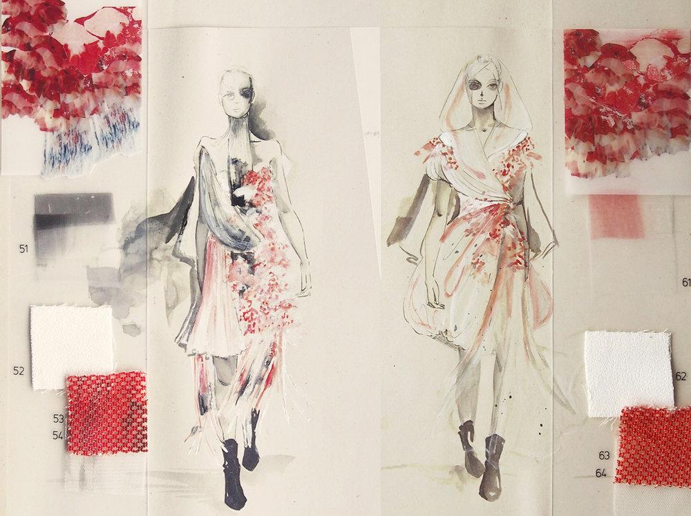 'McQueen Project' - Graduate Diploma CSM Fashion '16