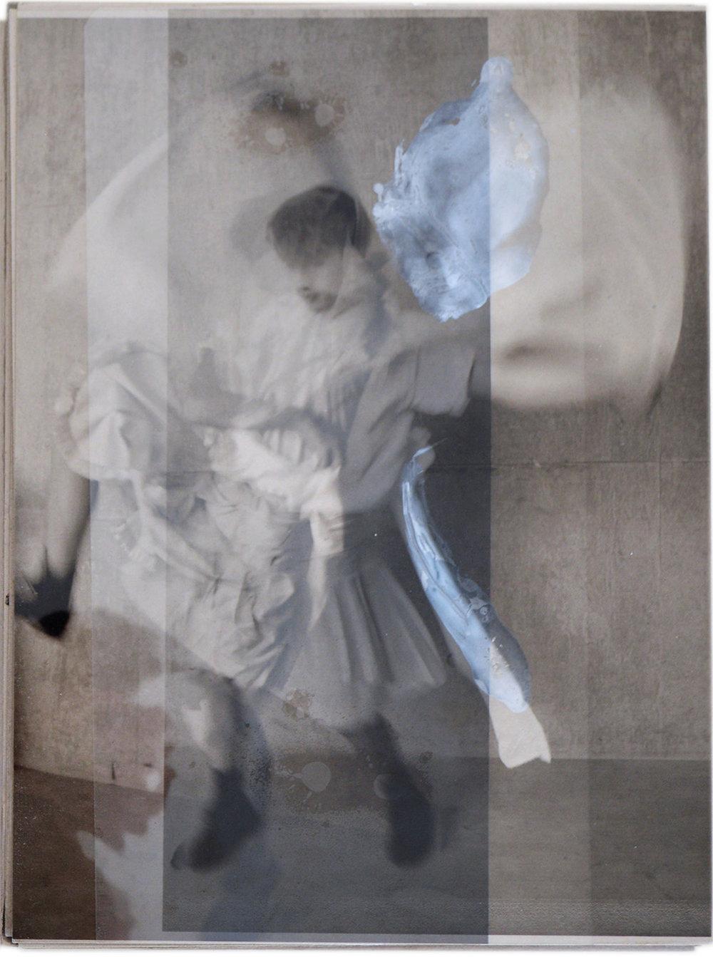 'Arturo becomes a fish' - McQueen project research - Graduate Diploma CSM Fashion '16