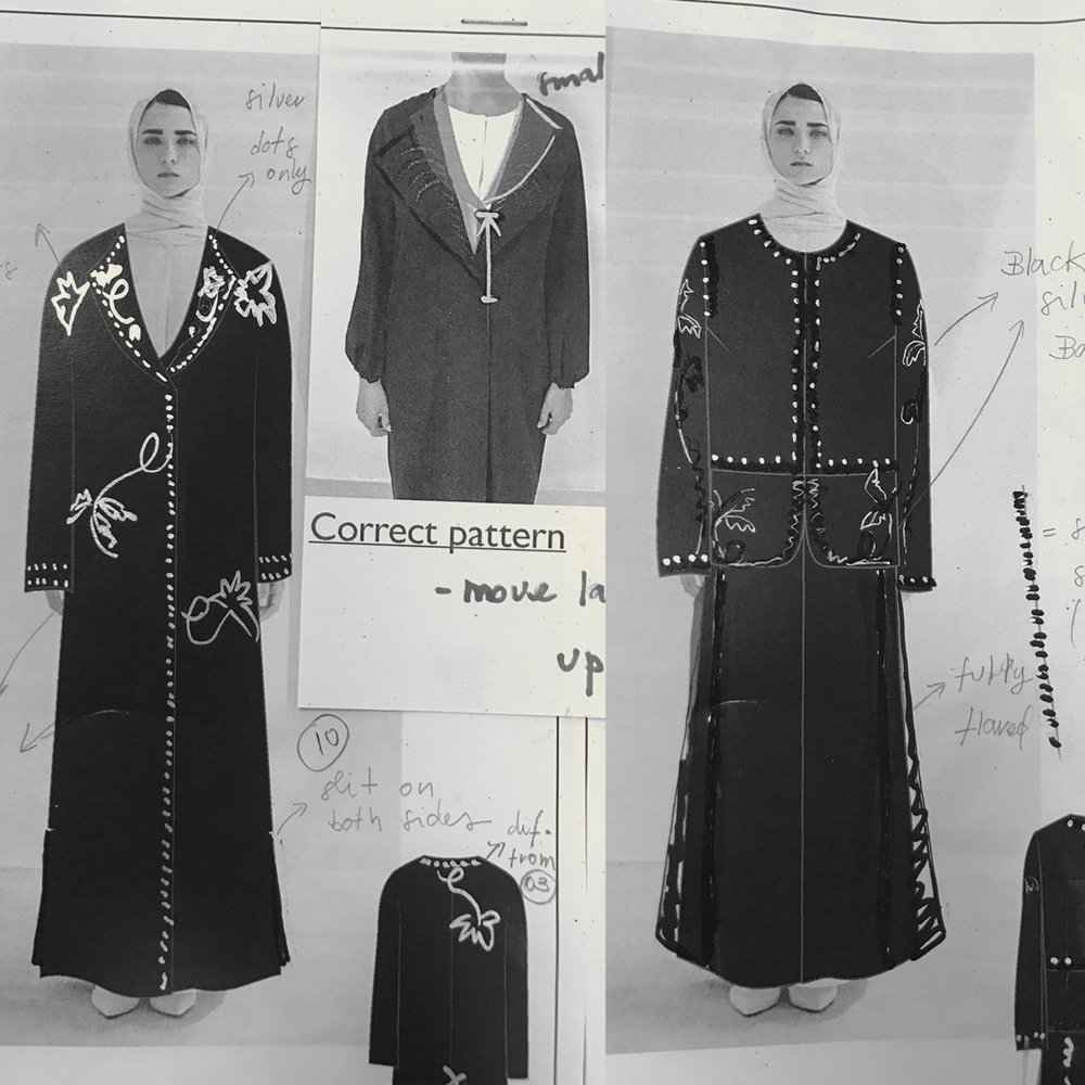 Pattern & Design - The Kape