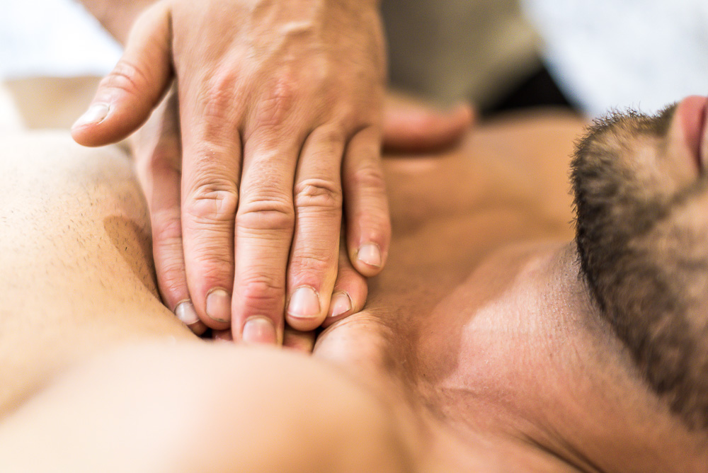 Sports Therapy   - Deep tissue massage can help restore the imbalances caused by everyday life prevent injury and help restore and maintain posture. This is invaluable in preventing injury as well as identifying and healing chronic muscular and deep tissue problems. For those who need targeted, deeper therapeutic touch.