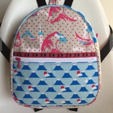 Handmade Kids Backpack from Koko Kids