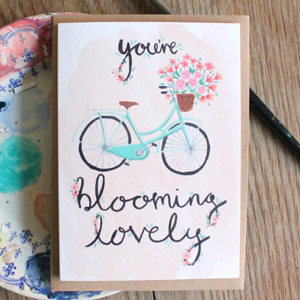 You're blooming lovely card by EmmaBlock