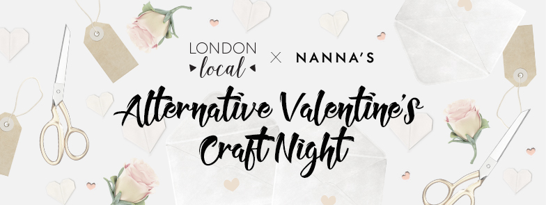 The Alternative Valentine S Craft Night London Local Team