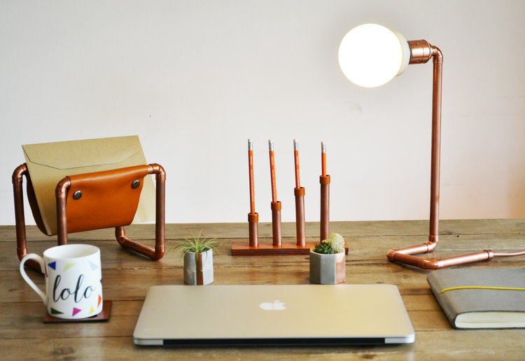 SlinkyHome, get your desk tidied in style