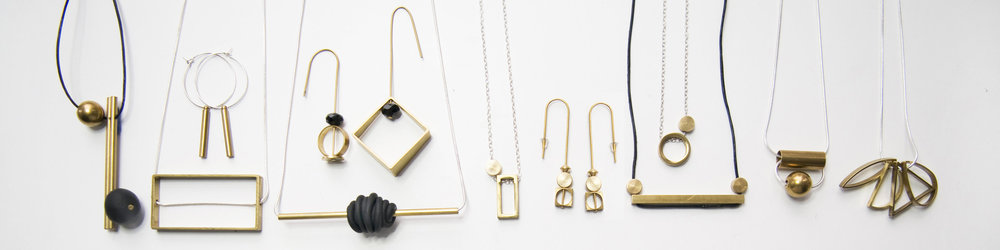 Jewellery by  Brass and Bold