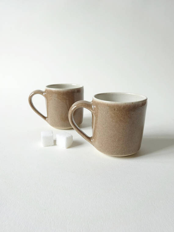 Espresso cups by  ViCeramics