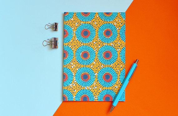 Chi Chi print notebook