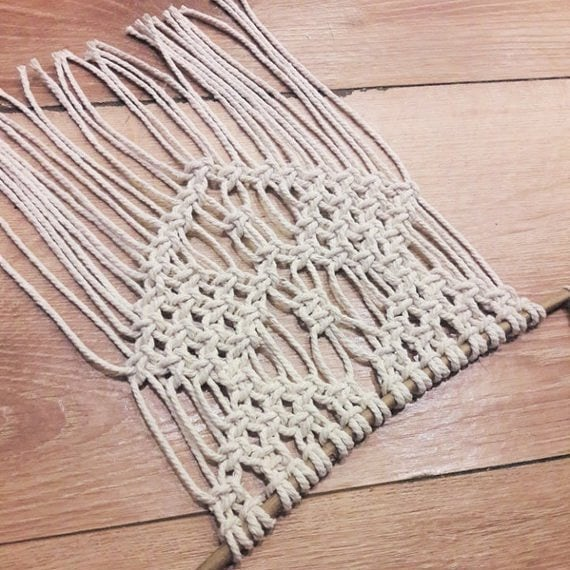 11 Days until our market! Macrame wall hanging by @stray_east. ⠀⠀⠀⠀⠀⠀⠀⠀⠀ Feeling inspired? Come to our Etsy Made Local Christmas Market and discover over 30 talented designers selling an amazing range of Christmas gifts. When: Saturday 1st December 2018, 11 am-5 pm Where: Tooting Tram and Social, 46-48 Mitcham Road, London SW17 9NA . @londonlocalteam @etsyUK @tootingtramandsocial . #LondonLocalTeam #etsy #EtsyMadeLocal #EtsyMadeLocalUK #LoLoMarket #EtsyMadeLocalTooting #handmadehour