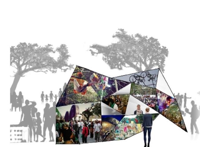 MOVING IMAGES   Urban Insatallation Design