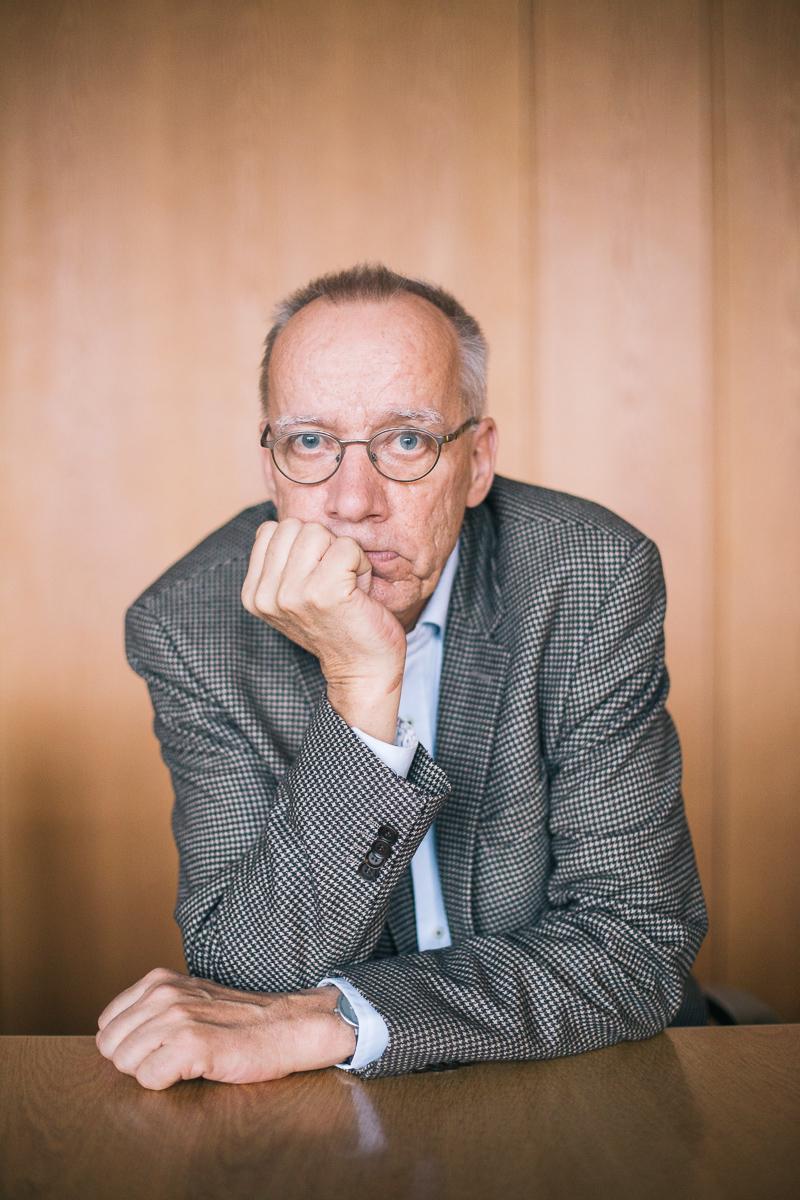 Heiner Scholing, politician (Die Grünen)