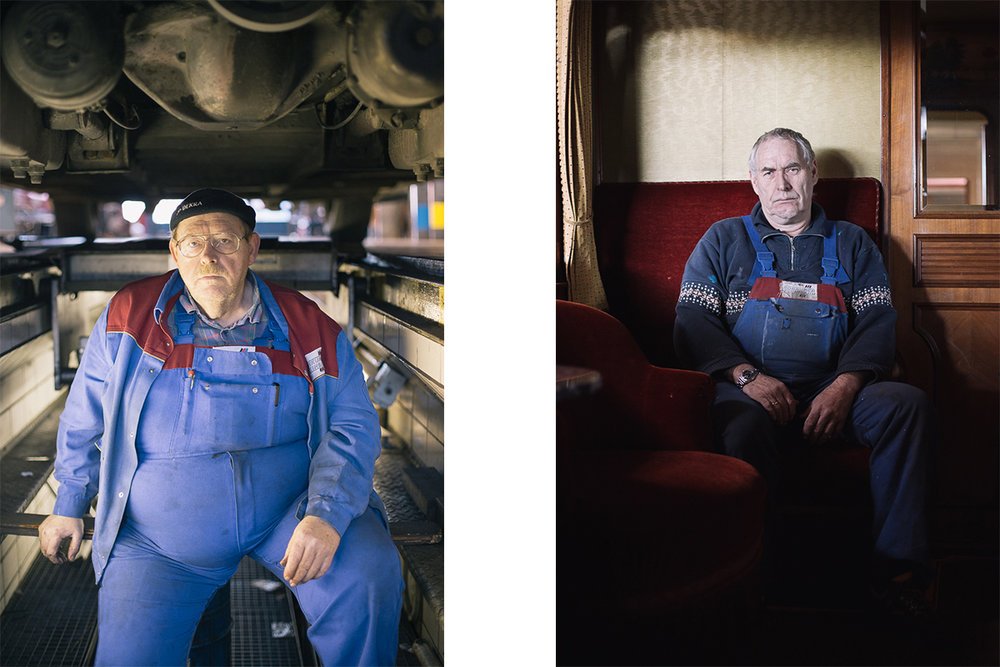 Heinrich & Helmut, Mechaniker