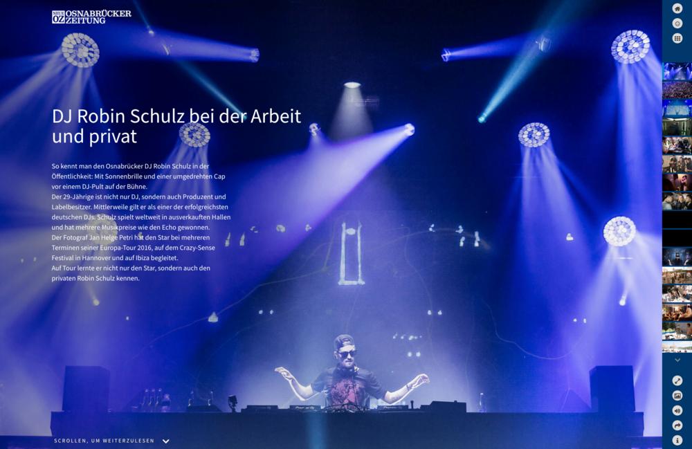 Neue Osnabrücker Zeitung (Germany), January 2017