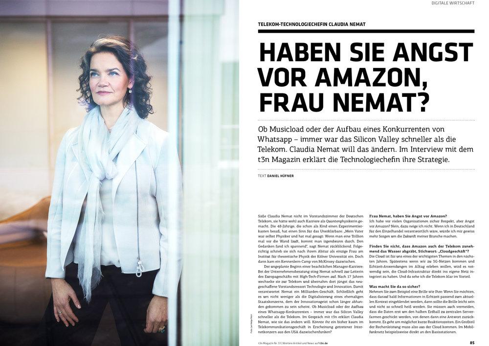 t3n magazine (Germany), February 2018