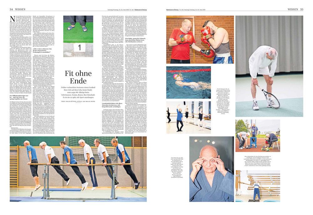 Süddeutsche Zeitung (Germany), June 2018