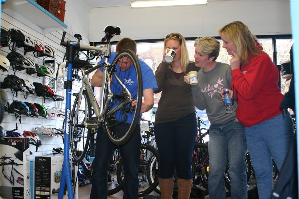 Bike Doctor clinics offer free repairs for Portsmouth cyclists.jpg