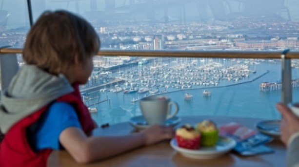 Sherlock Holmes High Tea at the Spinnaker Tower.jpg