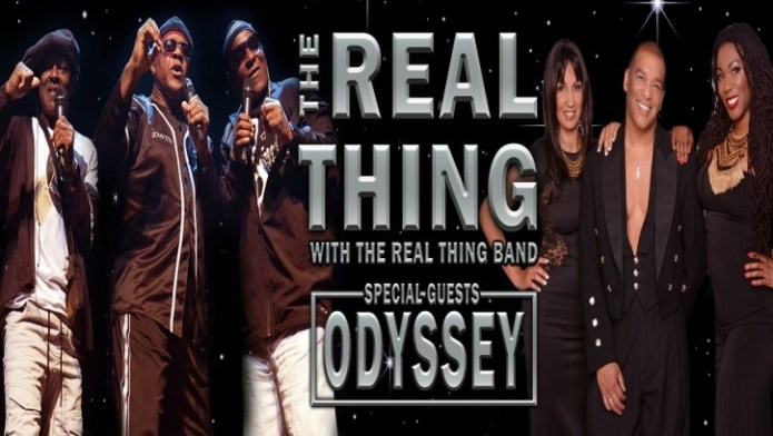 Real Thing Odyssey Kings Theatre