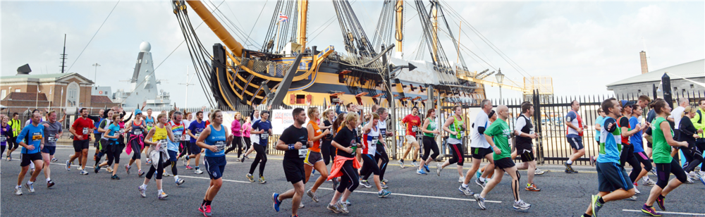 The Great South Run 2017