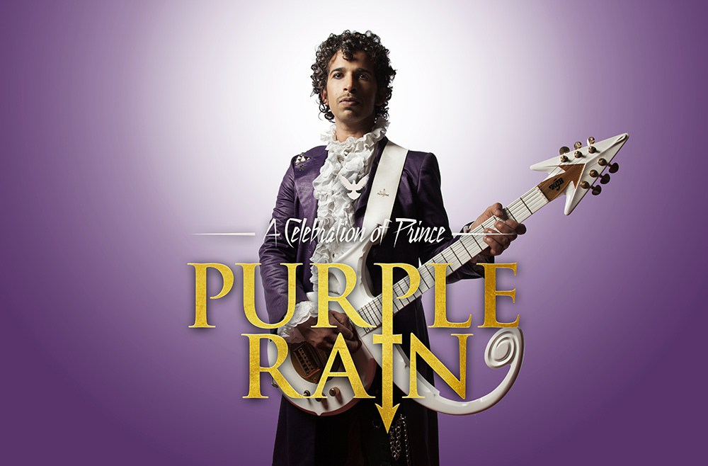 Purple Rain: A Celebration of Prince at Portsmouth Guildhall